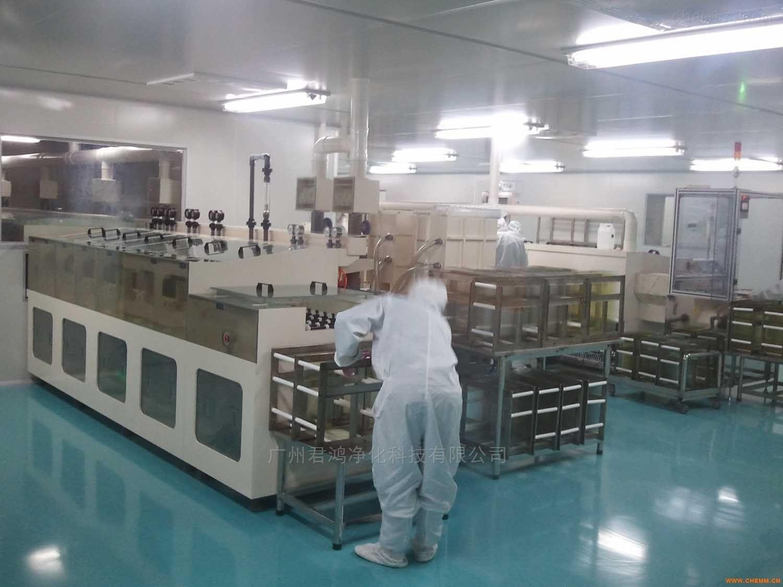 广东广州地区速冻生产车间净化工程