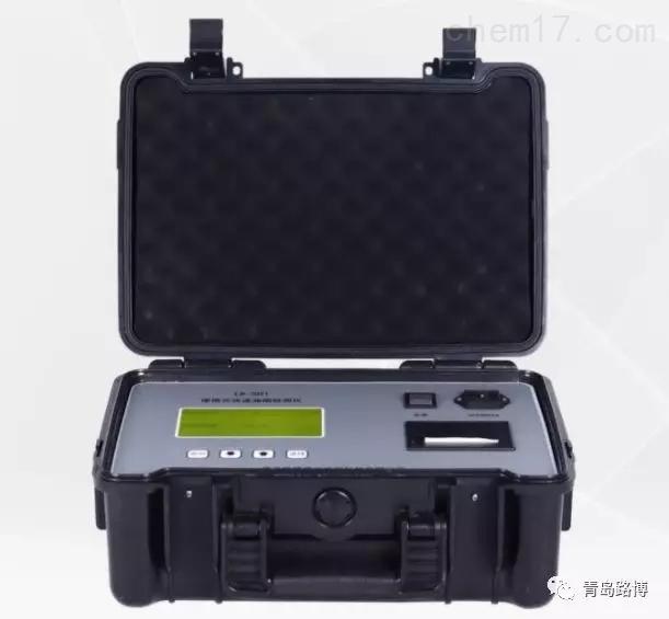 青岛明成MC-7021便携式快速油烟监测仪