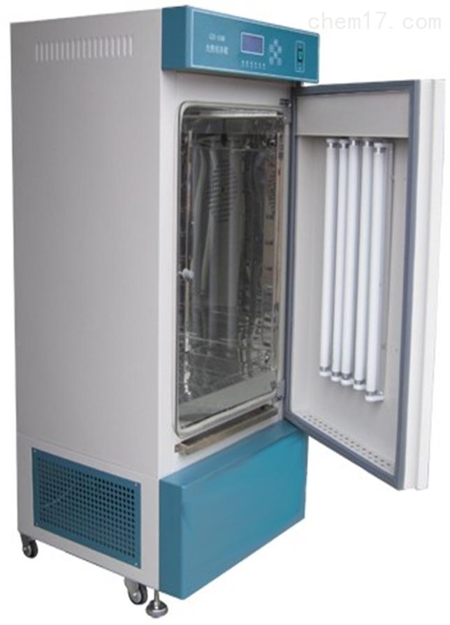 安徽小型生化培养箱SPX-250BE液晶显示屏
