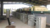 湖北宜昌采石場機制砂洗砂廠泥漿處理設備