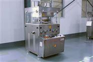 二手高速旋轉式壓片機北京翰林出售