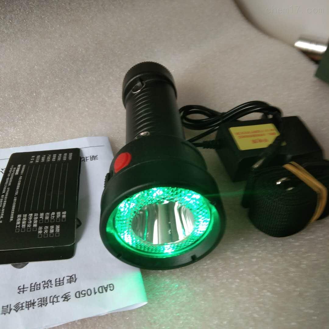 内蒙LED3瓦四色手持信号强光联络电筒