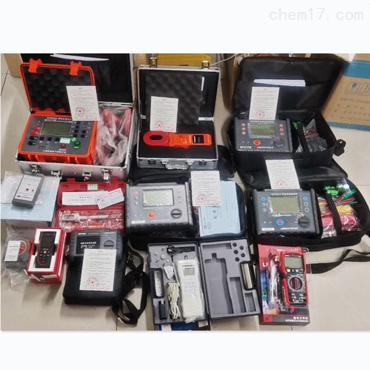 大地网接地电阻测量仪防雷检测专业设备