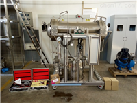 深層煤高壓地下氣化實驗裝置