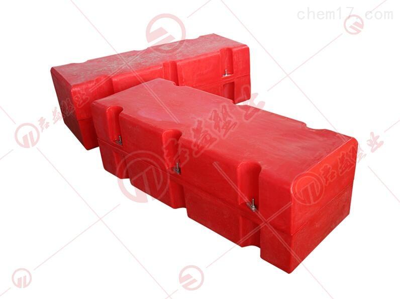 塑料浮块 长方形浮块 水上浮力浮块