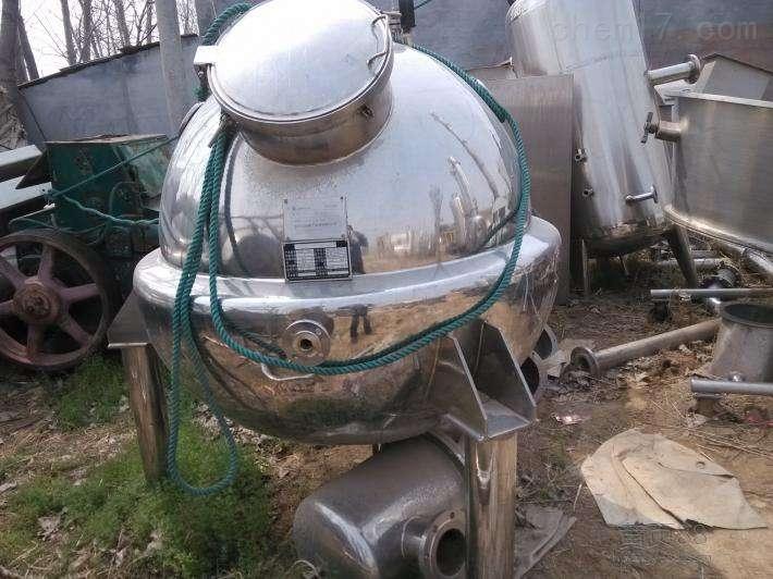 高价回收全不锈钢球形浓缩蒸发器
