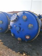 常年出售二手15吨搪瓷反应釜