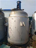 二手不锈钢的反应釜出售