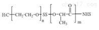 mPEG-SS-PLA-NHS MW:2000/双硫键共聚物