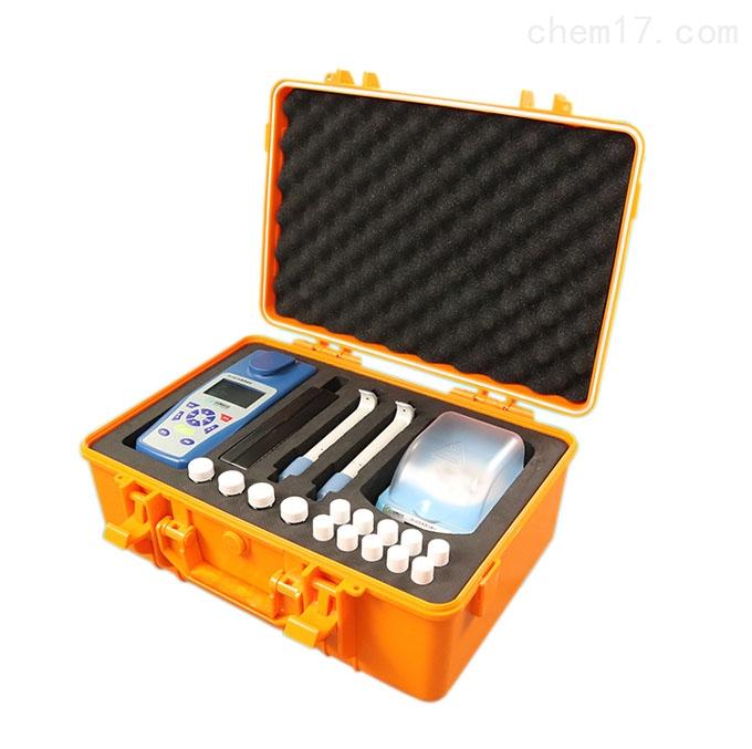 DS-900H型便携式多参数水质分析仪