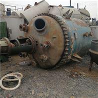 5吨二手5吨搪瓷反应釜