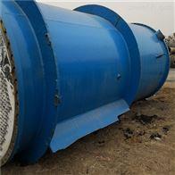 750平方二手750平方钛材质列管冷凝器