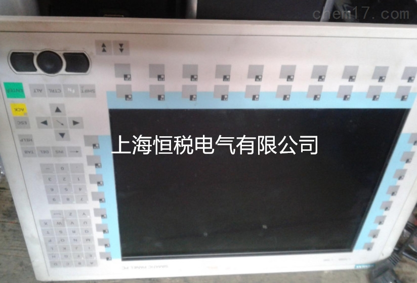 西门子工业电脑进入不了程序(专修硬件坏)