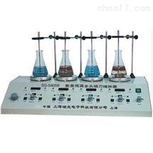 SG-5405SG-5405系列数显恒温多头磁力搅拌器