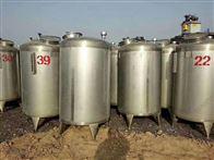 毕节二手储酒罐20吨不锈钢储罐价格