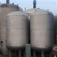 热销中的二手立式30方不锈钢储罐厂家