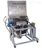 桑塔納3000AYJ電控發動機拆裝運行實訓臺