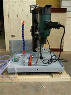 HMP-150金刚石刃混凝土芯样磨平机切割机实物图