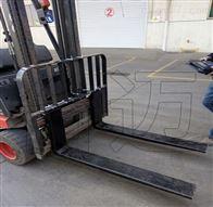 揚州2噸3噸電動叉車安裝電子秤(檢重貨物用)