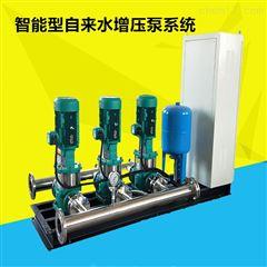 wilo威樂一控三中區恒壓給水變頻泵