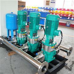 特价wilo威乐MVI3204二次供水定压给水设备