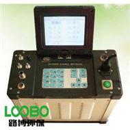 LB-70C型自动烟尘(气)测试仪交直流两用