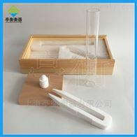 实验级药典胶囊砝码,试管/木板/镊子/木盒