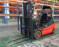 林德叉車改造稱重器/2噸電動叉車安裝電子秤