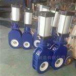GZD674TC/GDZ644TC气动陶瓷双插板进出料阀