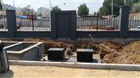 15吨/天地埋式一体化生活污水处理设备