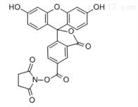 Cas 92557-80-75-羧基荧光素琥珀酰亚胺酯/5-FAM, SE