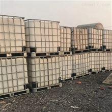 出售二手化工用1立方周转塑料水箱吴江