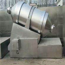 出售二手2吨不锈钢二维混合机青海