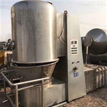 低价出售二手可可沸腾制粒干燥机潍坊