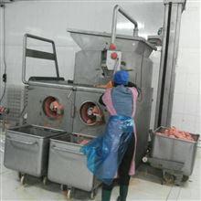 出售二手160型骨肉分离机上海