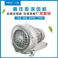 1.5KW 輕工機械高壓風機