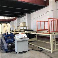 硅质板设备山东渗透板设备硅质聚苯板生产线