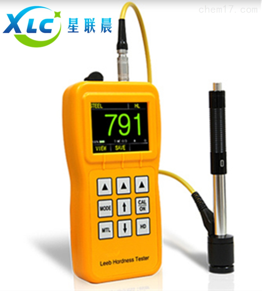 压力容器彩屏里氏硬度计XCX-116生产厂家