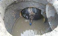 水下安裝排污管道