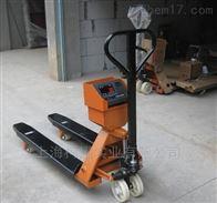 YCS防爆液压车厂家朗科标准电子叉车秤多少钱