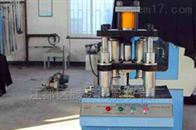 TD-101钢丝绳芯输送带单钢丝液压冲裁试验机