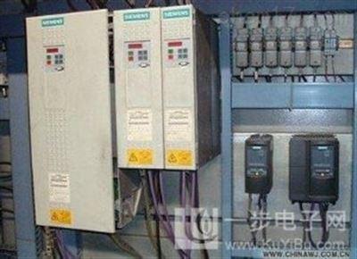 十年维修6SE7024送电报警F002过电压