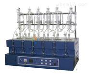 浙江全自动蒸馏仪JTZL-6一体化称重蒸馏器