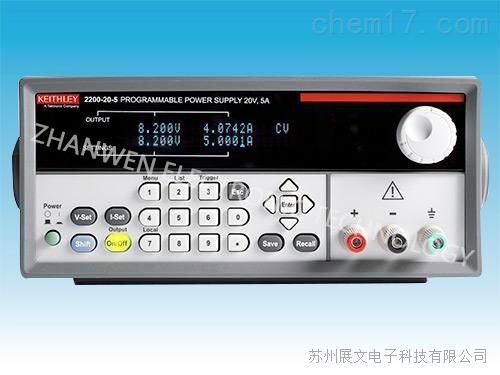 多输出直流电源Keithley 2220/2230系列