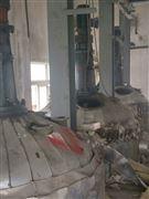 二手半管式加熱不銹鋼反應釜