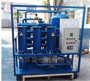 高效能雙級真空濾油機