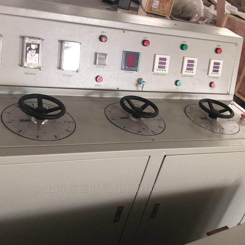 三相变磁通大电流温升试验装置