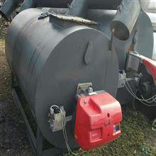出售 二手240万大卡燃气热风炉8成新梁山