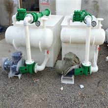 出售二手立式塑料水喷射真空机组梁山