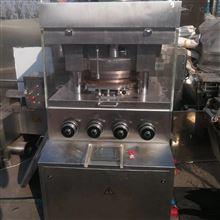 出售8成新二手19冲旋转式压片机蚌埠